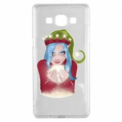 Чехол для Samsung A5 2015 Elf girl