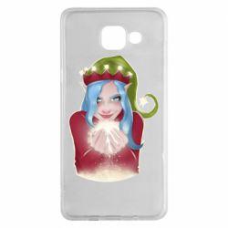 Чехол для Samsung A5 2016 Elf girl