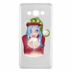 Чехол для Samsung A7 2015 Elf girl