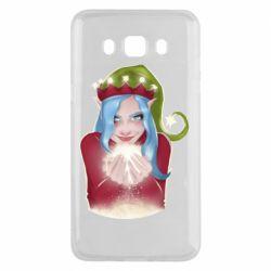 Чехол для Samsung J5 2016 Elf girl