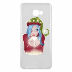 Чехол для Samsung J4 Plus 2018 Elf girl