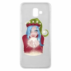 Чехол для Samsung J6 Plus 2018 Elf girl