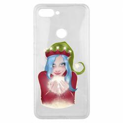 Чехол для Xiaomi Mi8 Lite Elf girl
