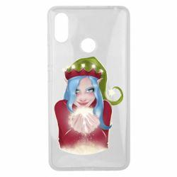 Чехол для Xiaomi Mi Max 3 Elf girl