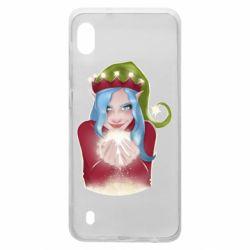 Чехол для Samsung A10 Elf girl