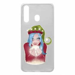 Чехол для Samsung A60 Elf girl