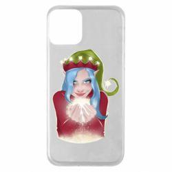 Чехол для iPhone 11 Elf girl