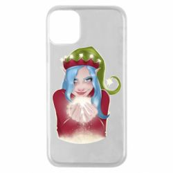 Чехол для iPhone 11 Pro Elf girl