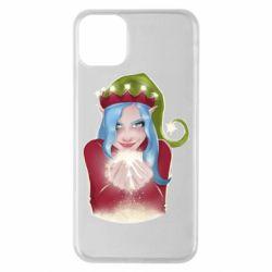 Чехол для iPhone 11 Pro Max Elf girl