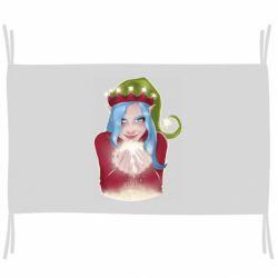 Флаг Elf girl