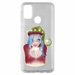Чехол для Samsung M30s Elf girl