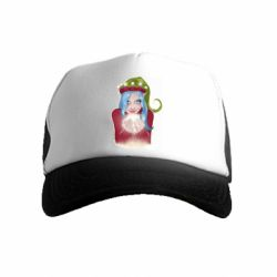 Детская кепка-тракер Elf girl