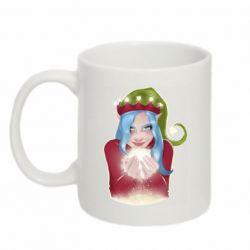Кружка 320ml Elf girl