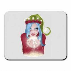 Коврик для мыши Elf girl