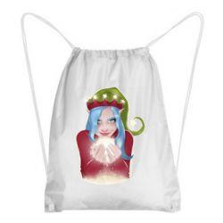 Рюкзак-мешок Elf girl