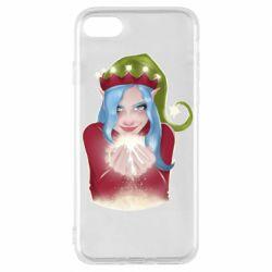 Чехол для iPhone 7 Elf girl