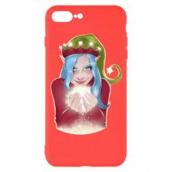 Чехол для iPhone 7 Plus Elf girl