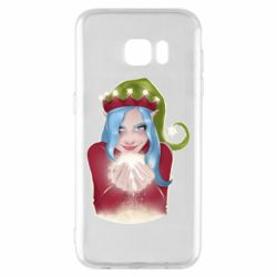 Чехол для Samsung S7 EDGE Elf girl