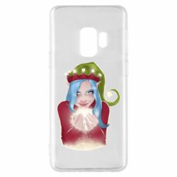 Чехол для Samsung S9 Elf girl