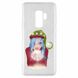 Чехол для Samsung S9+ Elf girl