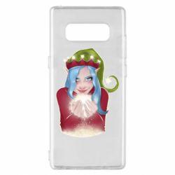 Чехол для Samsung Note 8 Elf girl