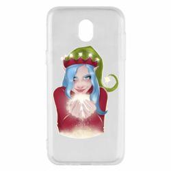 Чехол для Samsung J5 2017 Elf girl