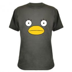 Камуфляжна футболка Elizabet