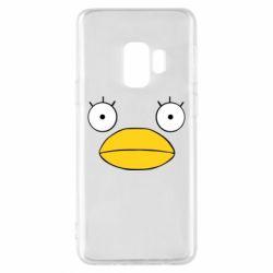 Чохол для Samsung S9 Elizabet