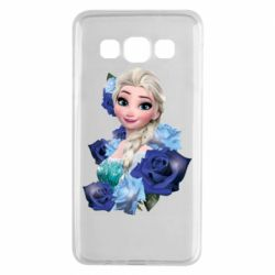 Чохол для Samsung A3 2015 Elsa and roses