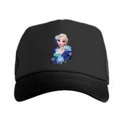 Кепка-тракер Elsa and roses