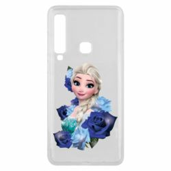 Чохол для Samsung A9 2018 Elsa and roses
