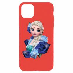 Чохол для iPhone 11 Elsa and roses