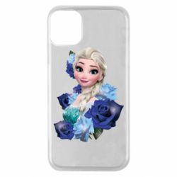 Чохол для iPhone 11 Pro Elsa and roses