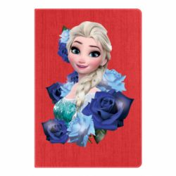 Блокнот А5 Elsa and roses