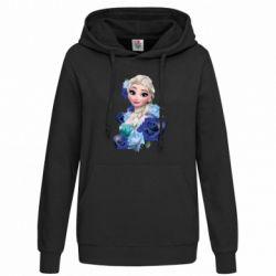 Толстовка жіноча Elsa and roses