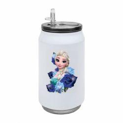 Термобанка 350ml Elsa and roses