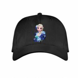 Дитяча кепка Elsa and roses
