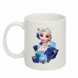 Кружка 320ml Elsa and roses