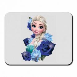 Килимок для миші Elsa and roses