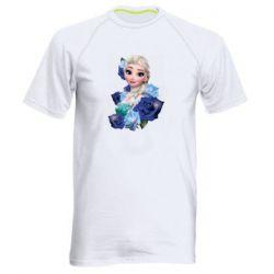 Чоловіча спортивна футболка Elsa and roses