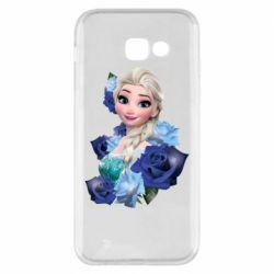 Чохол для Samsung A5 2017 Elsa and roses