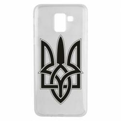 Чохол для Samsung J6 Emblem  16