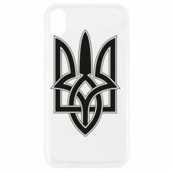 Чохол для iPhone XR Emblem  16