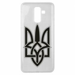 Чохол для Samsung J8 2018 Emblem  16