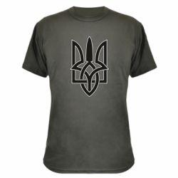 Камуфляжна футболка Emblem  16