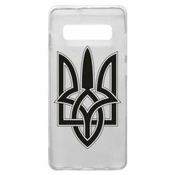Чохол для Samsung S10+ Emblem  16