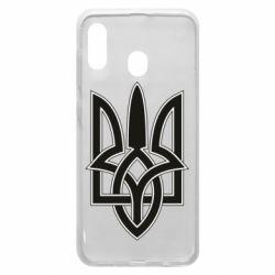 Чохол для Samsung A20 Emblem  16
