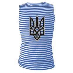Майка-тільняшка Emblem  16