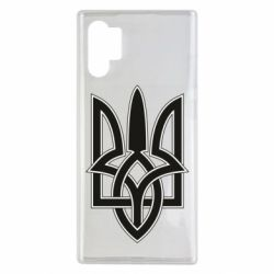 Чохол для Samsung Note 10 Plus Emblem  16