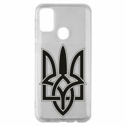 Чохол для Samsung M30s Emblem  16